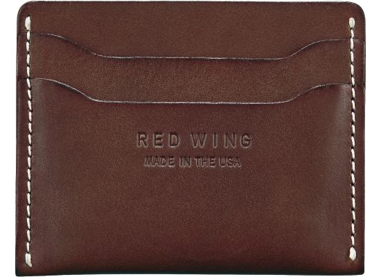 Red Wing - Goods, Card holder, Amber Frontier