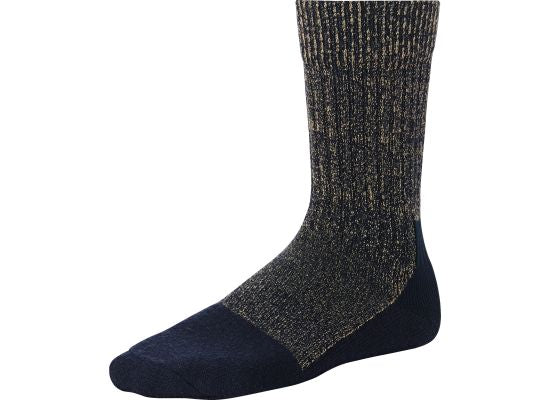 Red Wing - Socks, NAVY DEEP TOE CAPPED WOOL