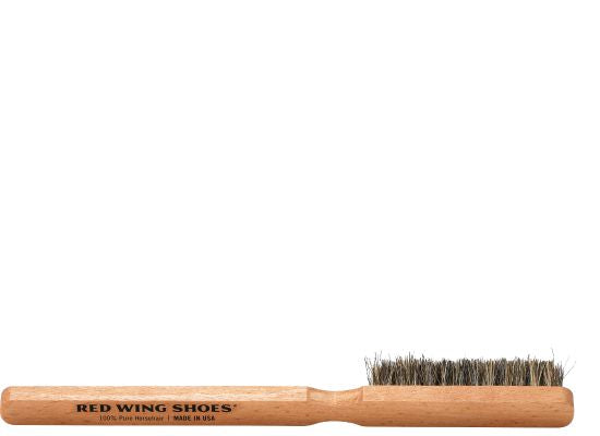 Red Wing - Care, Welt brush