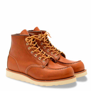 Red Wing - 875 - Classic Moc Toe (Oro Legacy)
