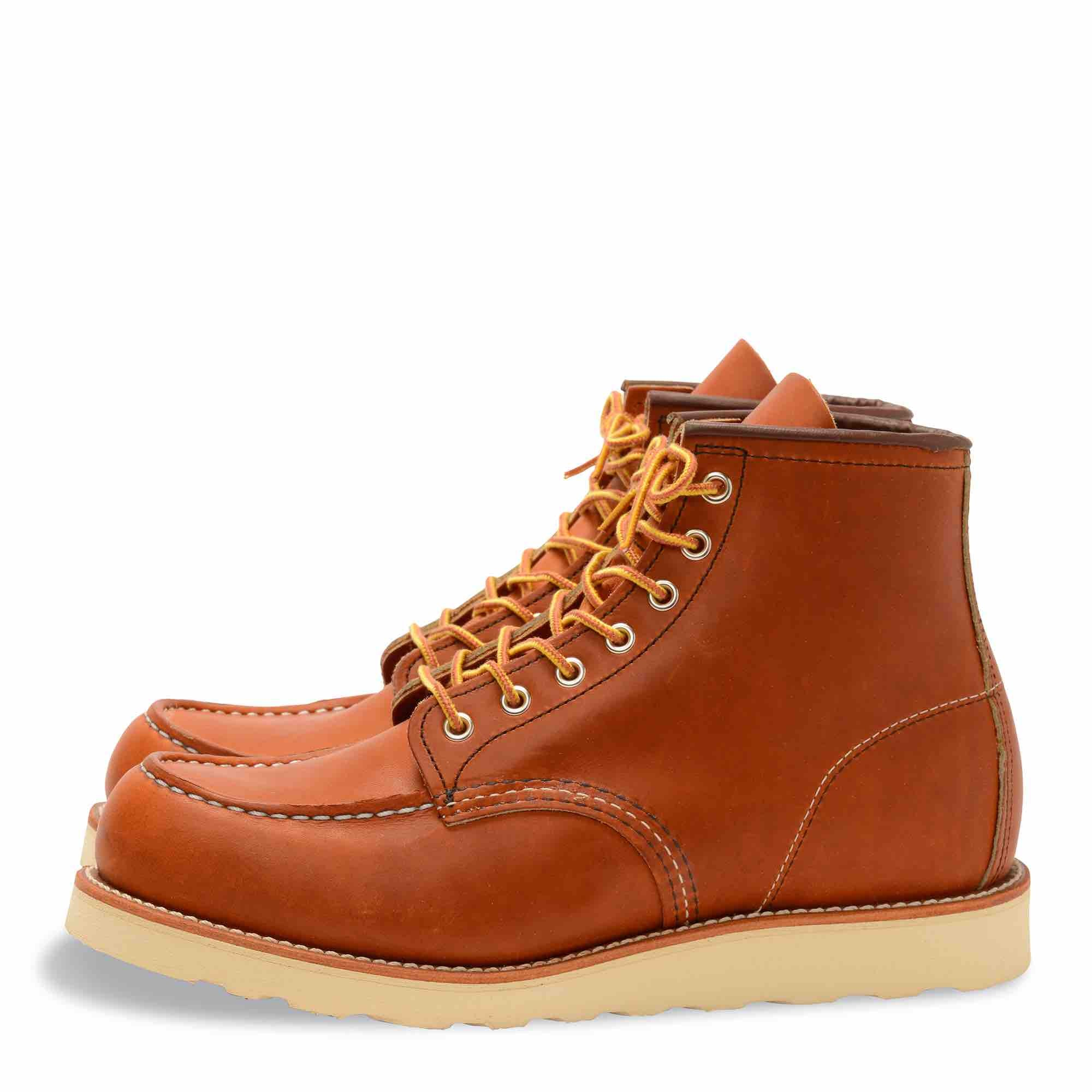 d4043369106 Red Wing - 875 - Classic Moc Toe (Oro Legacy) - Brund