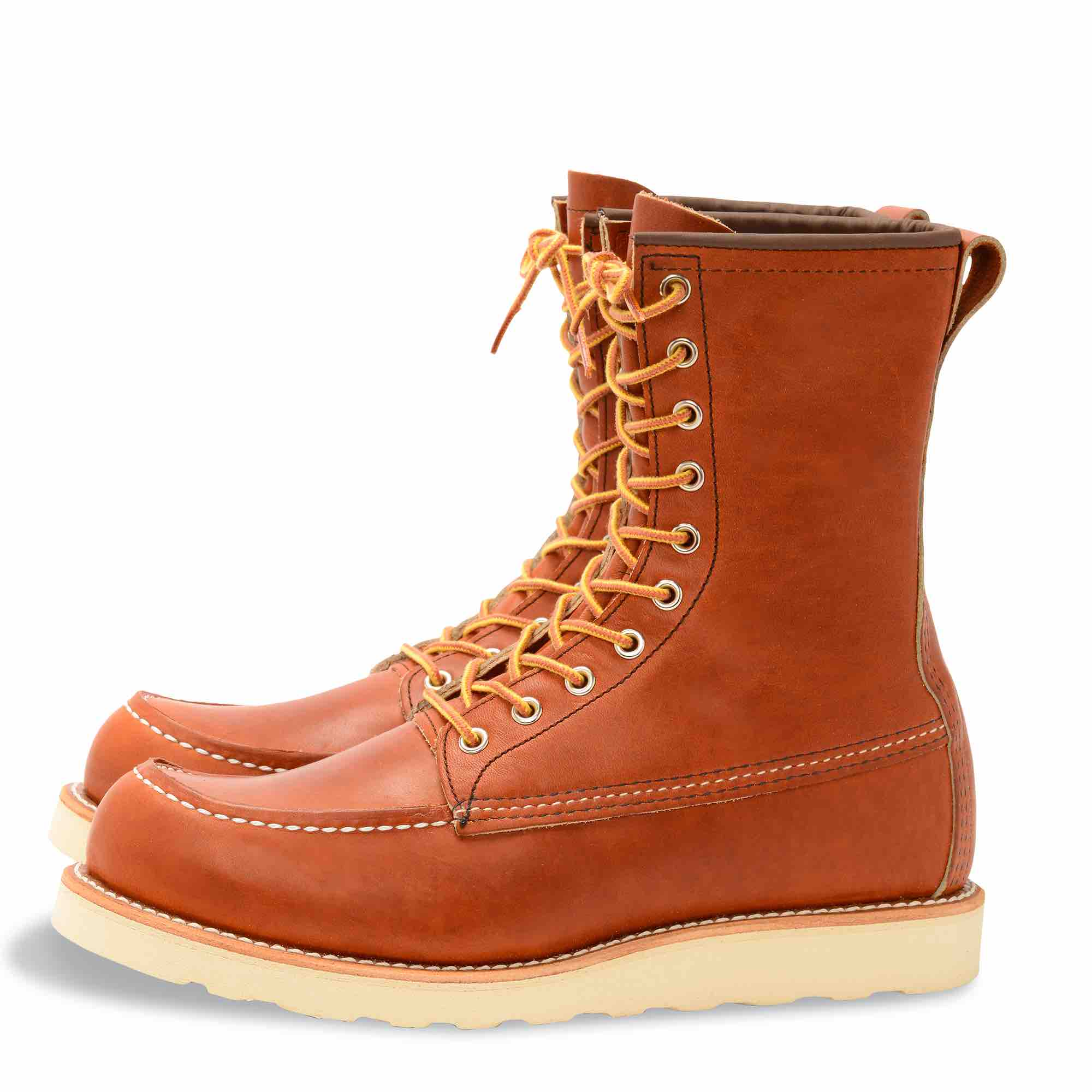 Red Wing - 877 - Classic Moc Toe (Oro Legacy)