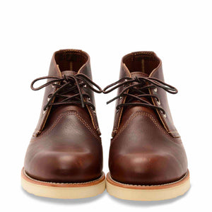 Red Wing - 3141 - Classic Chukka (Briar Oil Slick)