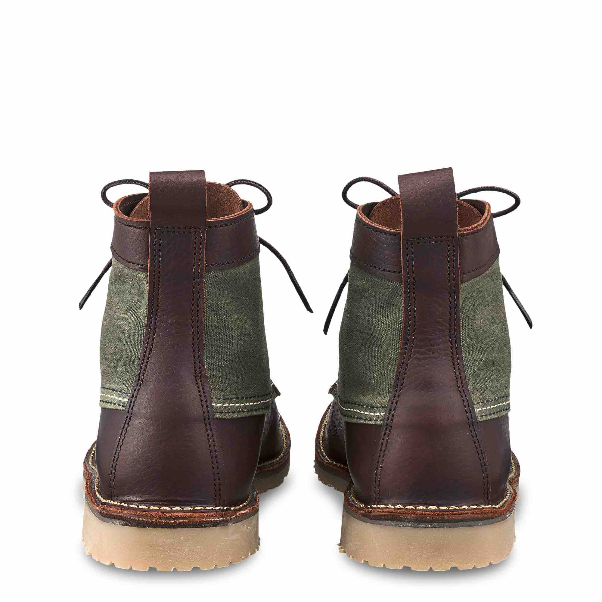 Red Wing - 3336 - Wacouta - Briar Oil Slick