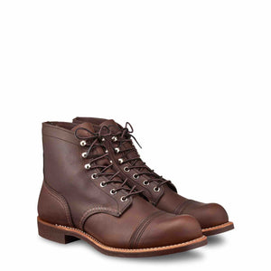 Red Wing - 8111 Mini-Lug - Iron Ranger (Amber Harness)