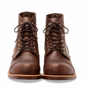 Red Wing - 8111 CORK SOLE - Iron Ranger (Amber Harness)