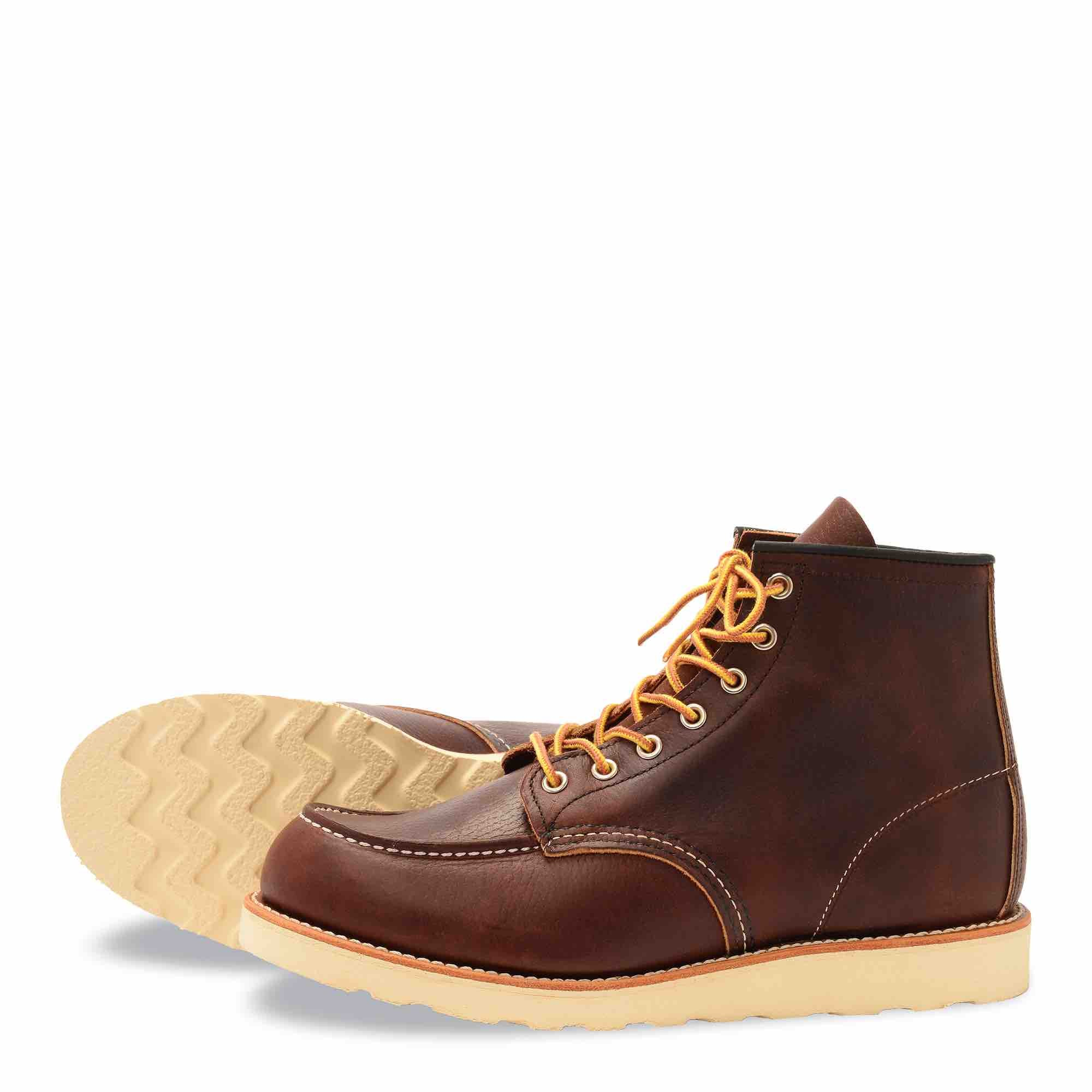 Red Wing - 8138 - Classic Moc Toe (Briar Oil Slick)