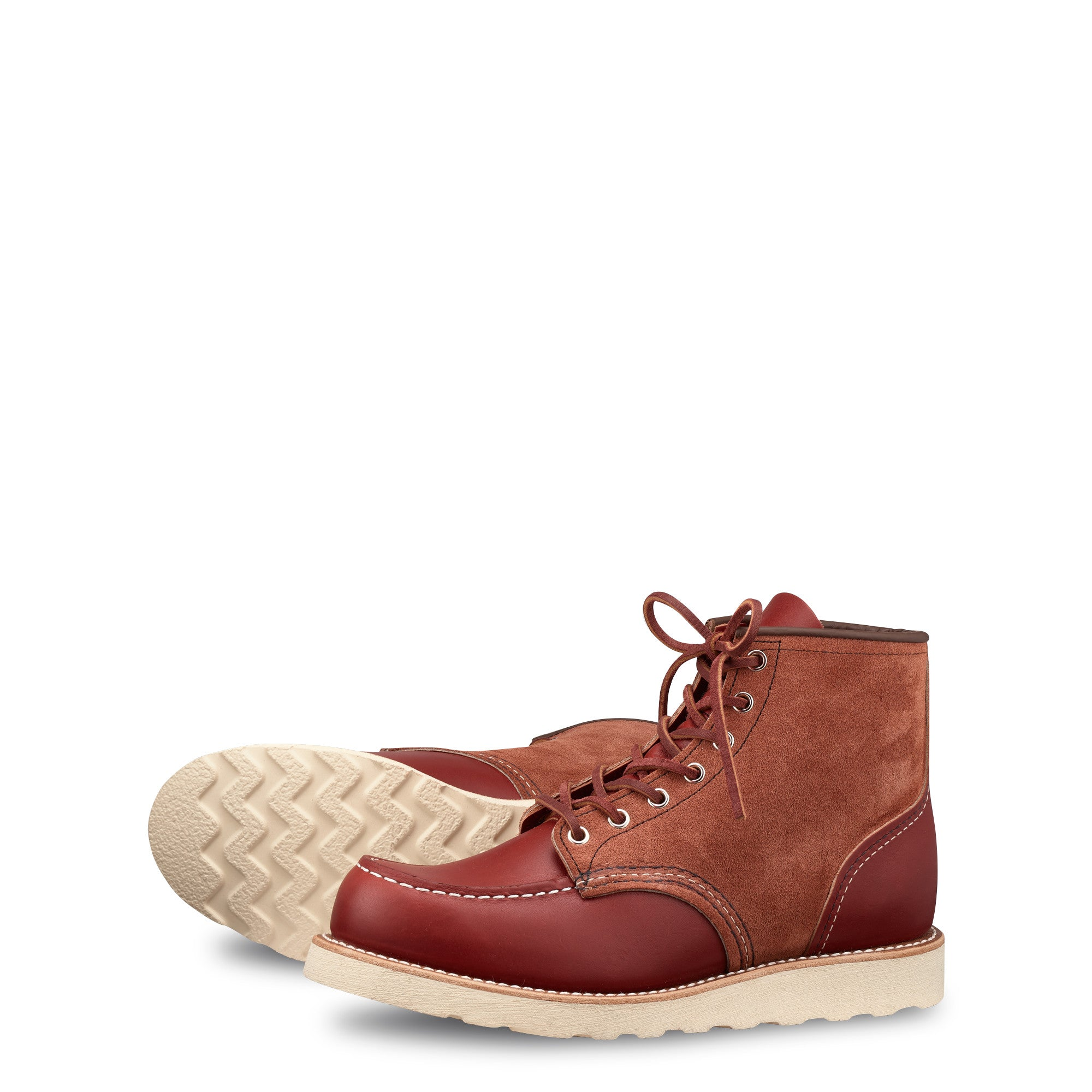 Red Wing - 8819 - Moc Toe (Oro-Russet, Portage / Abilene)