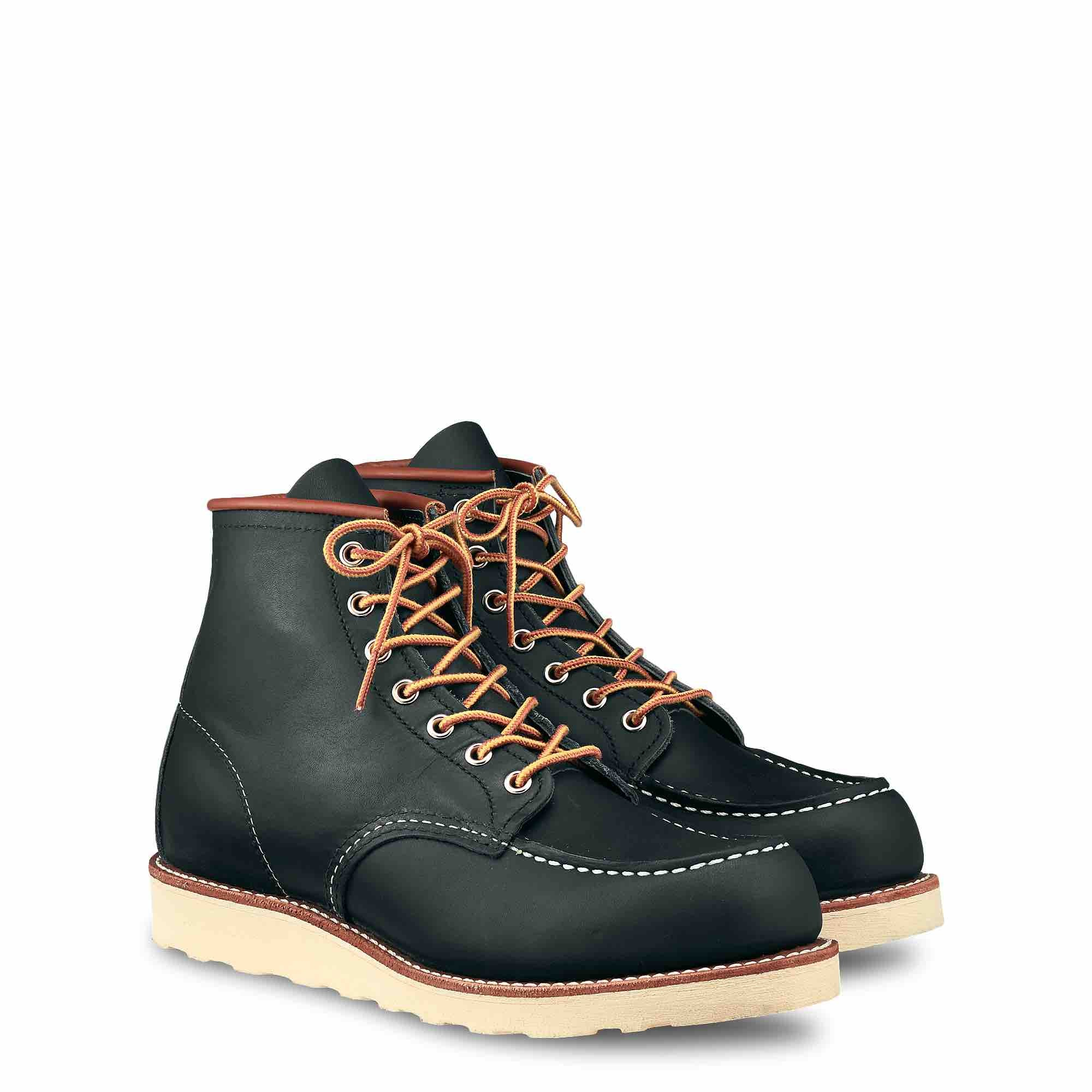 Red Wing - 8859 - Moc Toe - ( NAVY Portage)