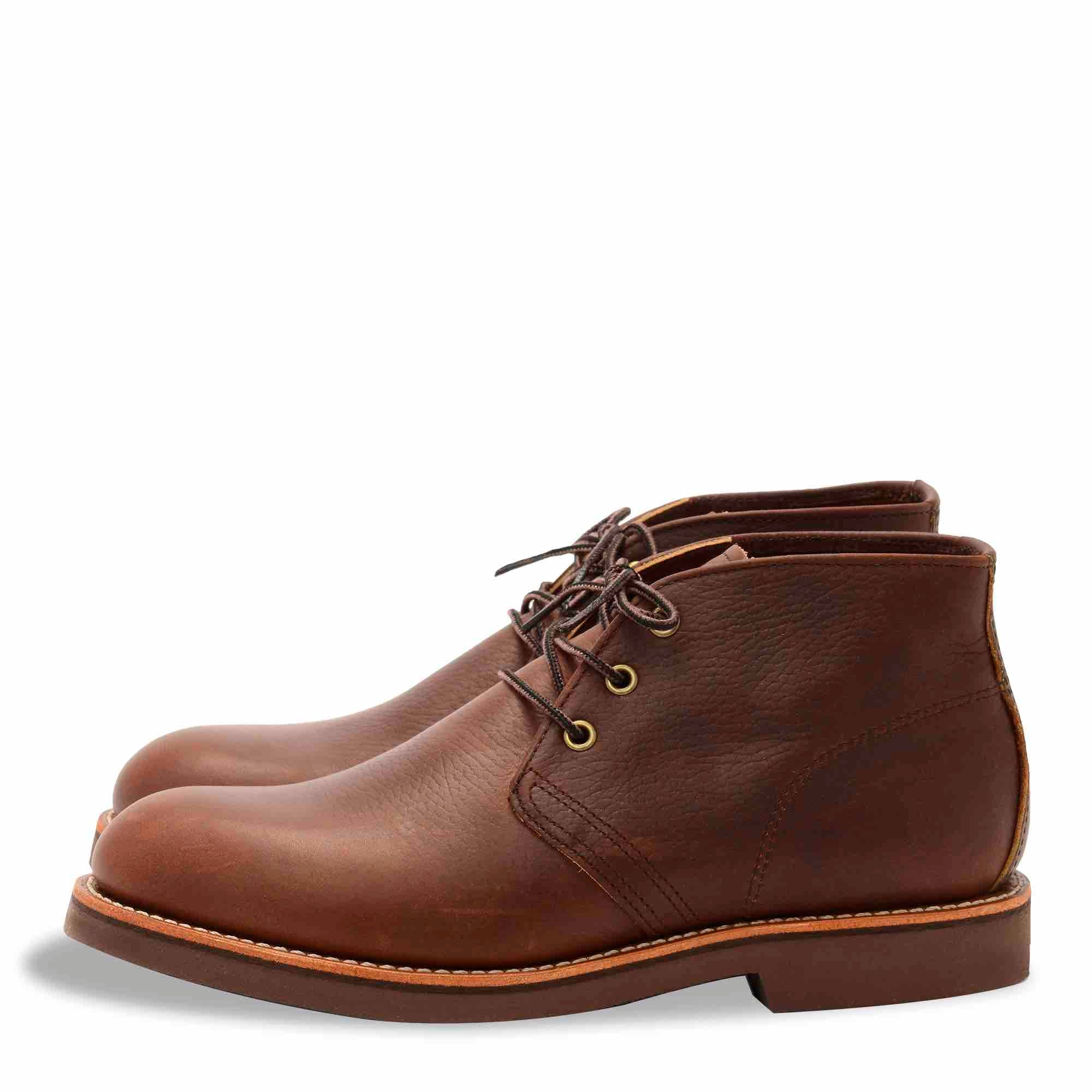 9d36457ab91 Red Wing - 9215 - Foreman Chukka (Briar Oil Slick)