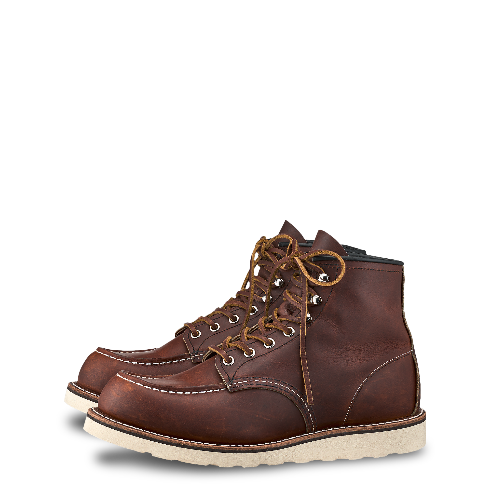 "Red Wing - 87519 - Moc Toe - ""One-timer"""