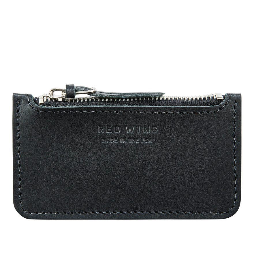 Red Wing - Goods, Zipper Pouch, Black