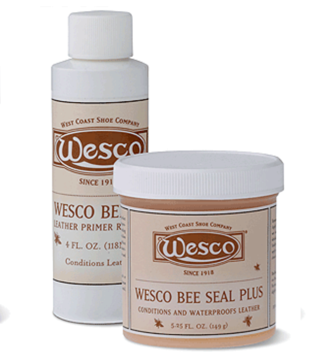 WESCO BEE OIL & BEE SEAL PLUS COMBO