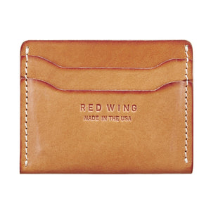 Red Wing - Goods, Card holder, Veg Tan