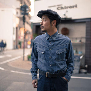 TCB - Ranchman Chambray Shirt