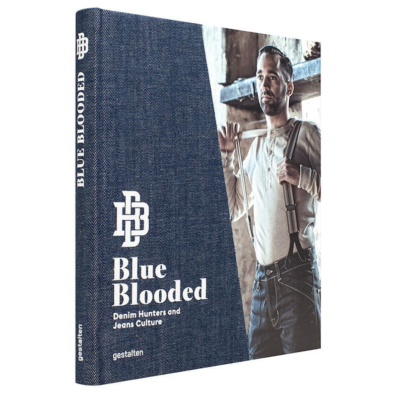 Blue Blooded - Denim Hunters and Jeans Culture - Brund - 1