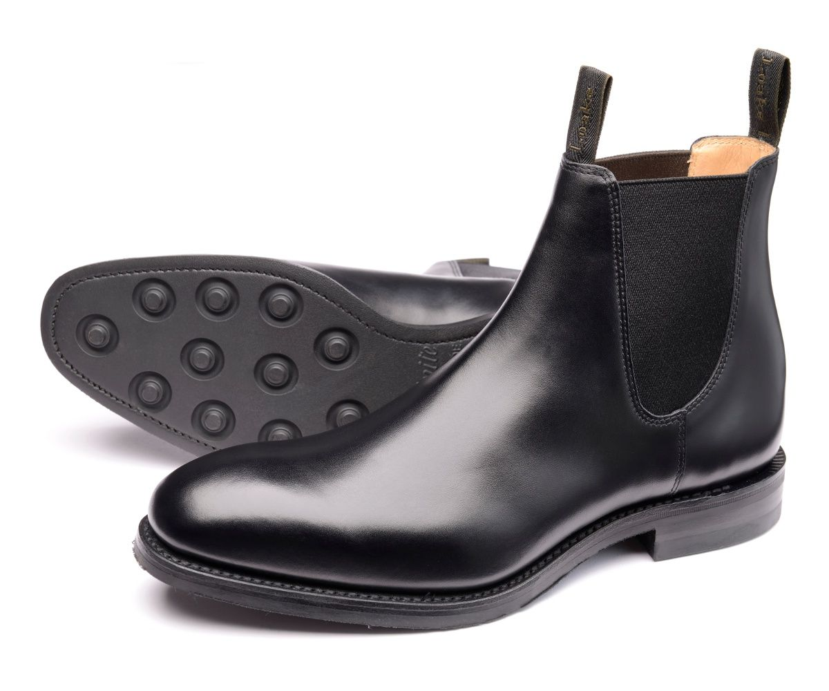 Loake - Chatsworth (Black)