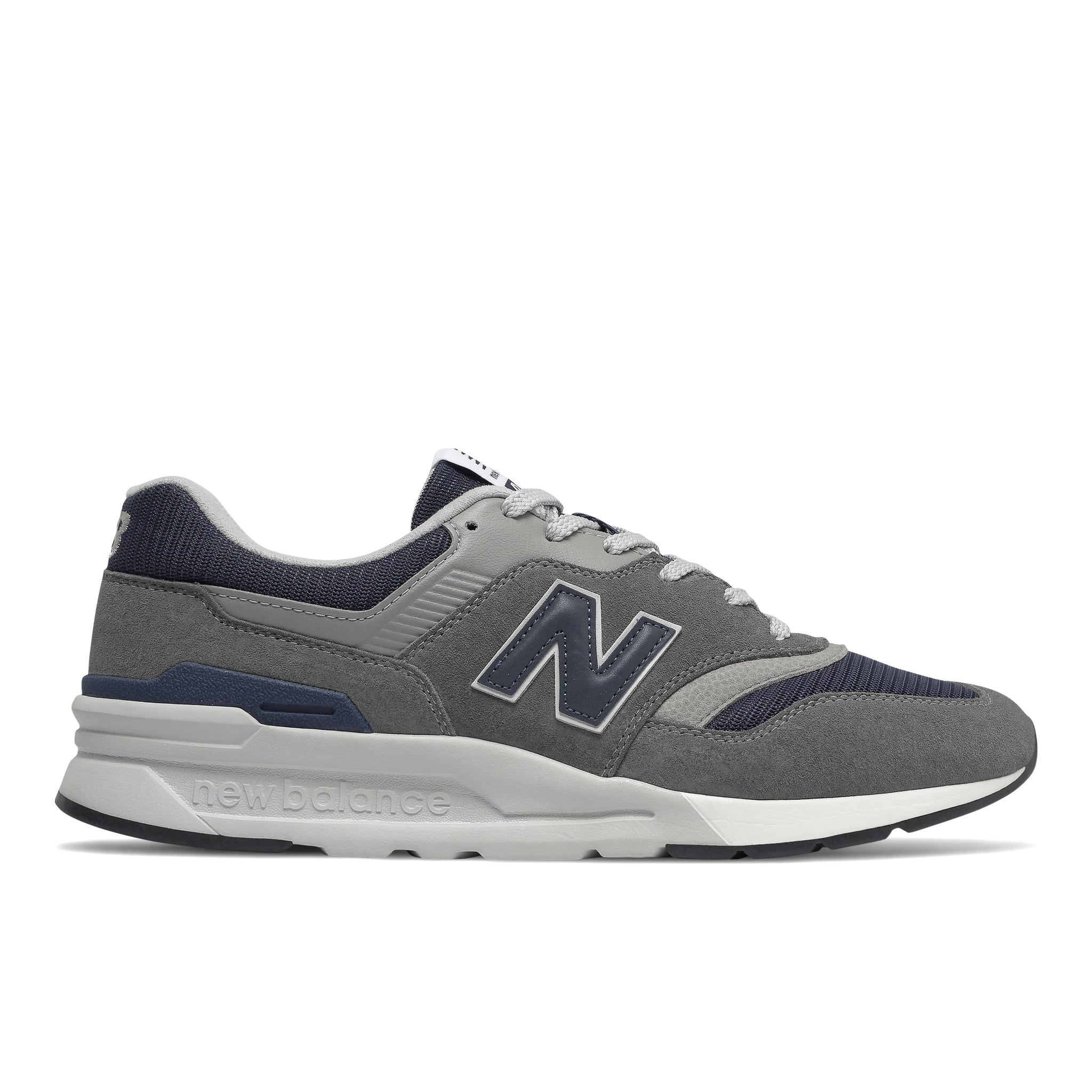 New Balance - CM997HAX, grey/navy