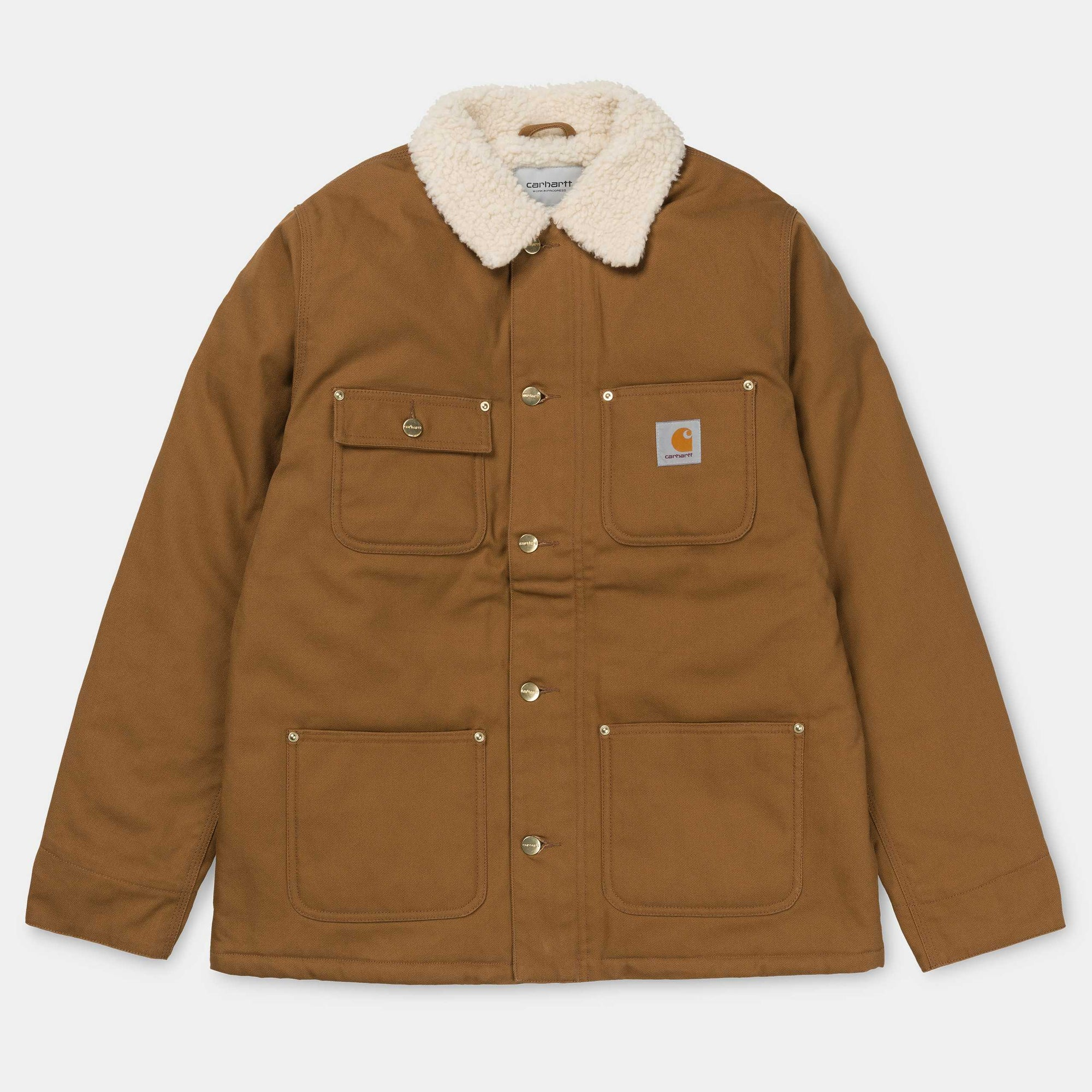 Carhartt WIP - Fairmount Coat Hamilton Brown