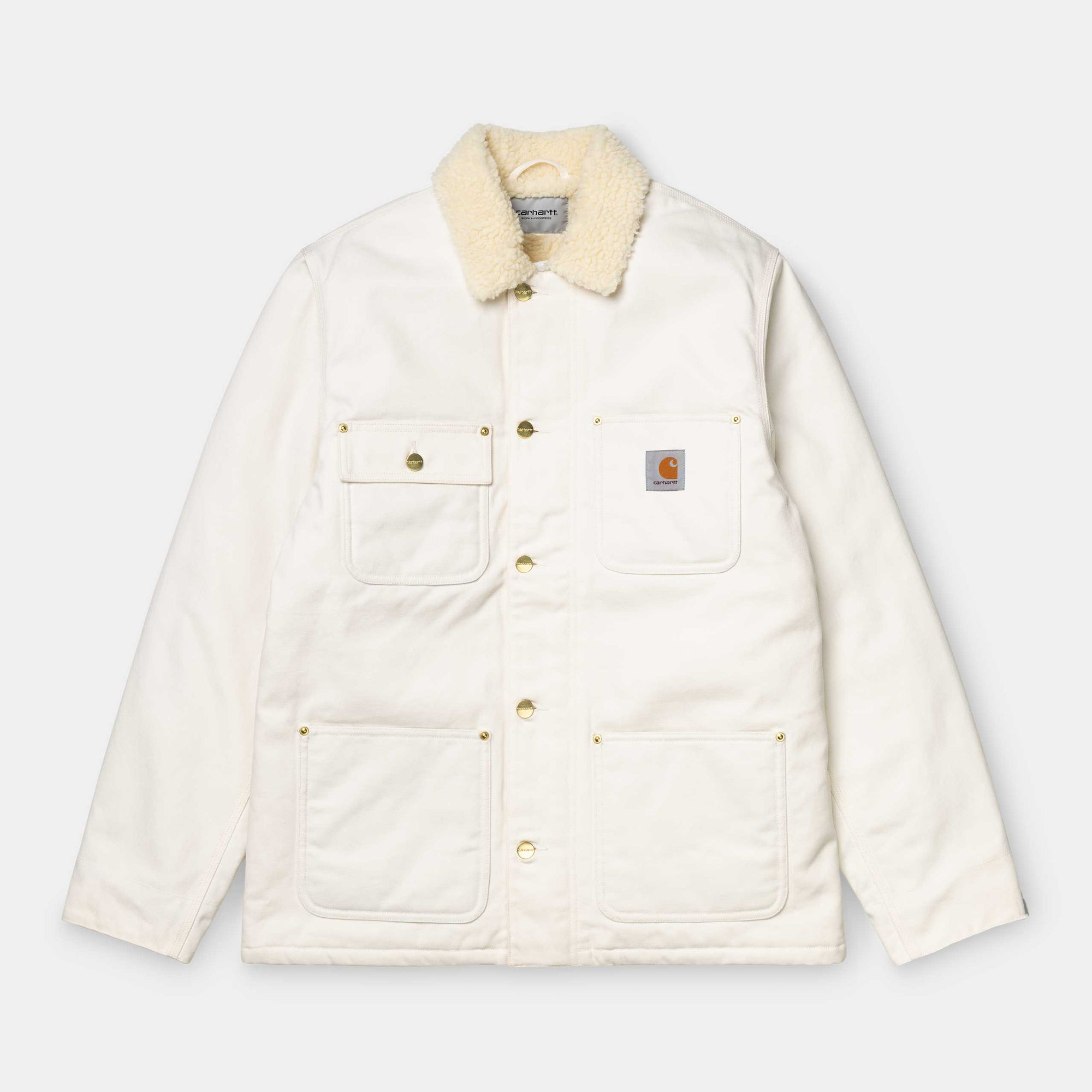 Carhartt WIP - Fairmount Coat WAX (off-white)