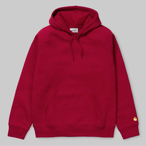 Carhartt - Chase Hood Sweat Red