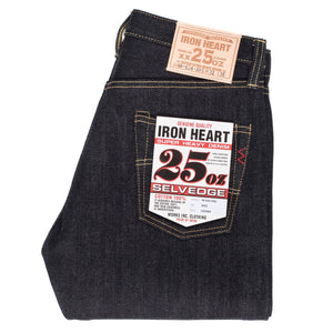 Iron Heart - 634XHS Indigo 25oz