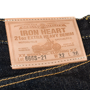 Iron Heart - 666S Indigo 21oz