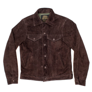 Iron Heart - IHJ-49 Brown Leather Type III Jacket