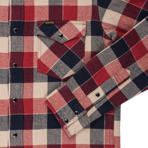 Iron Heart - IHSH203 RED CHECK