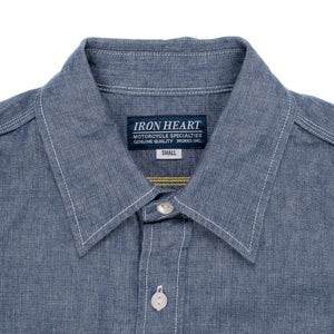 Iron Heart - IHSH21 Indigo 12oz