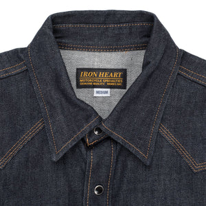 Iron Heart - IHSH-33 Indigo 12oz