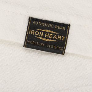 Iron Heart - IHT1610 T-Shirt WHITE