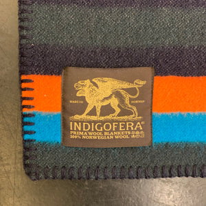 Indigofera - Arizona Sunset Blanket