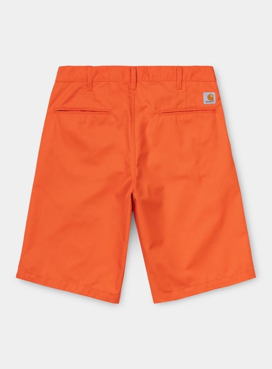 Carhartt WIP - Presenter Short (orange)