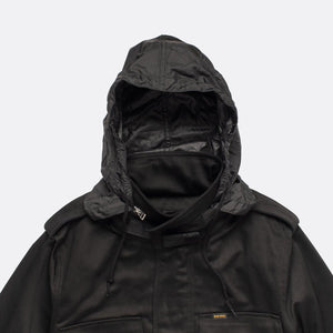 Iron Heart - IHM-27 Field Jacket Black