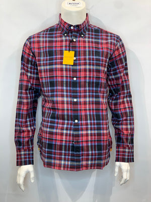 Original Madras - Classic Button Down Madras Check