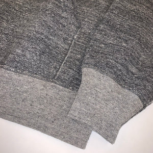 Iron Heart - Ultra Heavy Grey Mel Hoodie with Logo Print