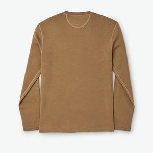 Filson - Tee Long Sleeve, Merino Wool, Tan