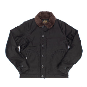Iron Heart - Whipcord N1 Deck Jacket - Black