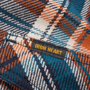 Iron Heart - IHSH-262- Crazy Check Western
