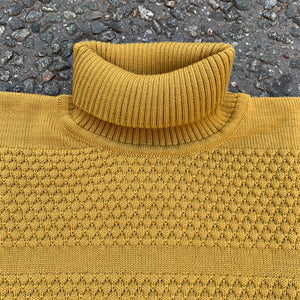 SNS - Fisherman Sweater (curry yellow)