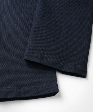 Japan Blue - indigo Sashiko Monpe Trousers