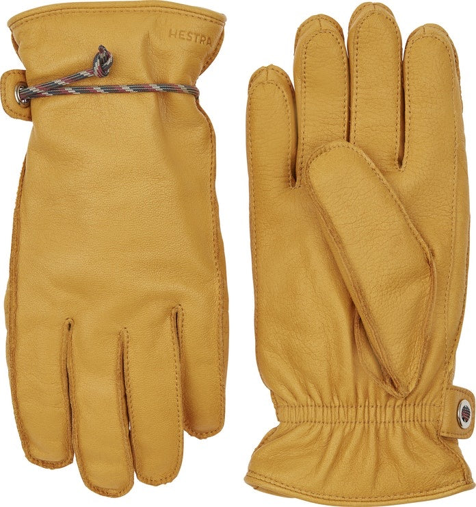Hestra gloves - GRANVIK 20640-400400 (Yellow)
