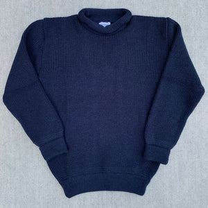 Heimat - Mini Roll Neck Navy