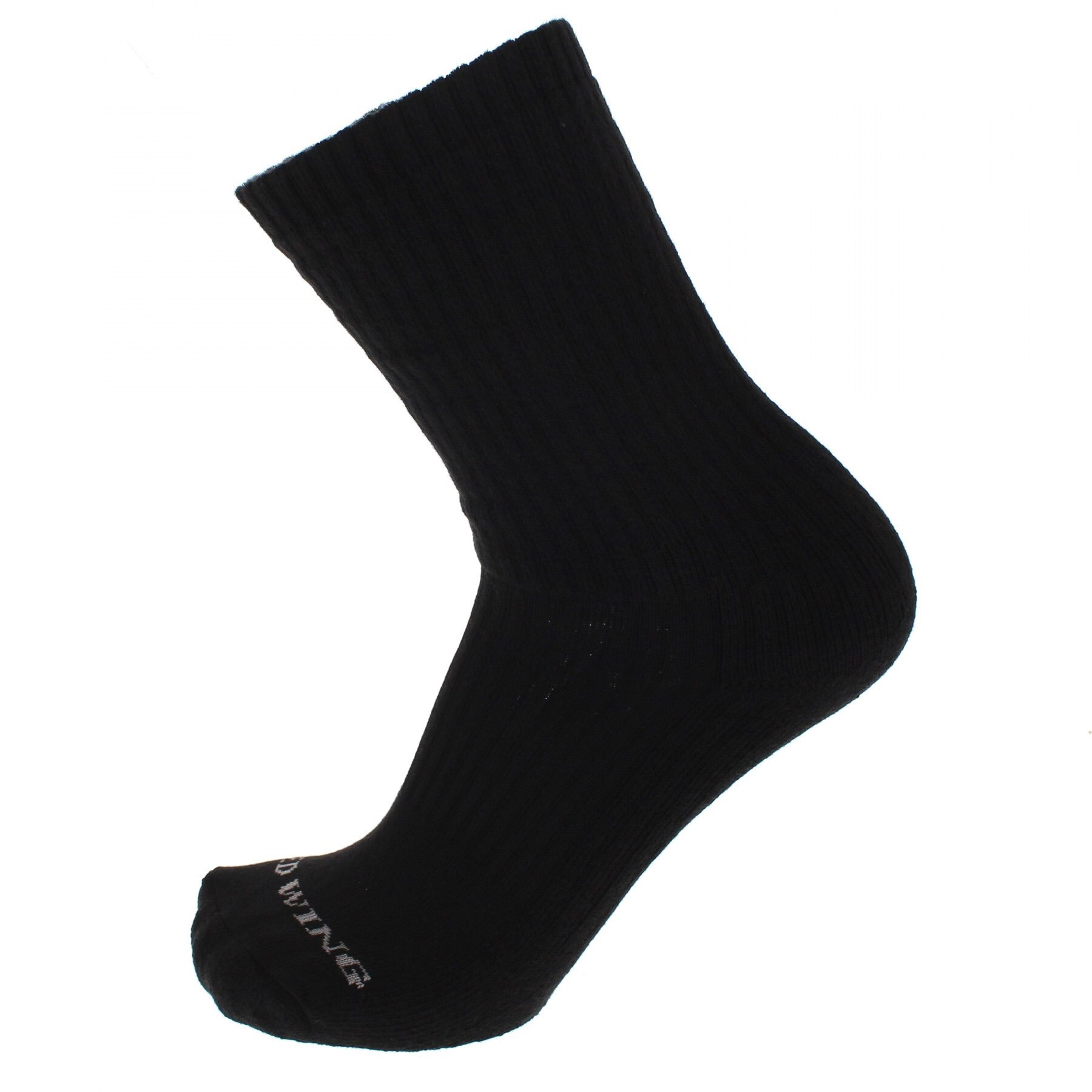 Red Wing - Socks, Cotton Cushion (black)