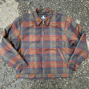 Edwin - Jacket Club Wool Blend Check