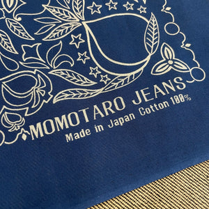Momotaro - Blue Bandana AS-60