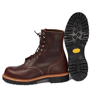 Red Wing - 4585 - Logger (Briar Oil Slick)