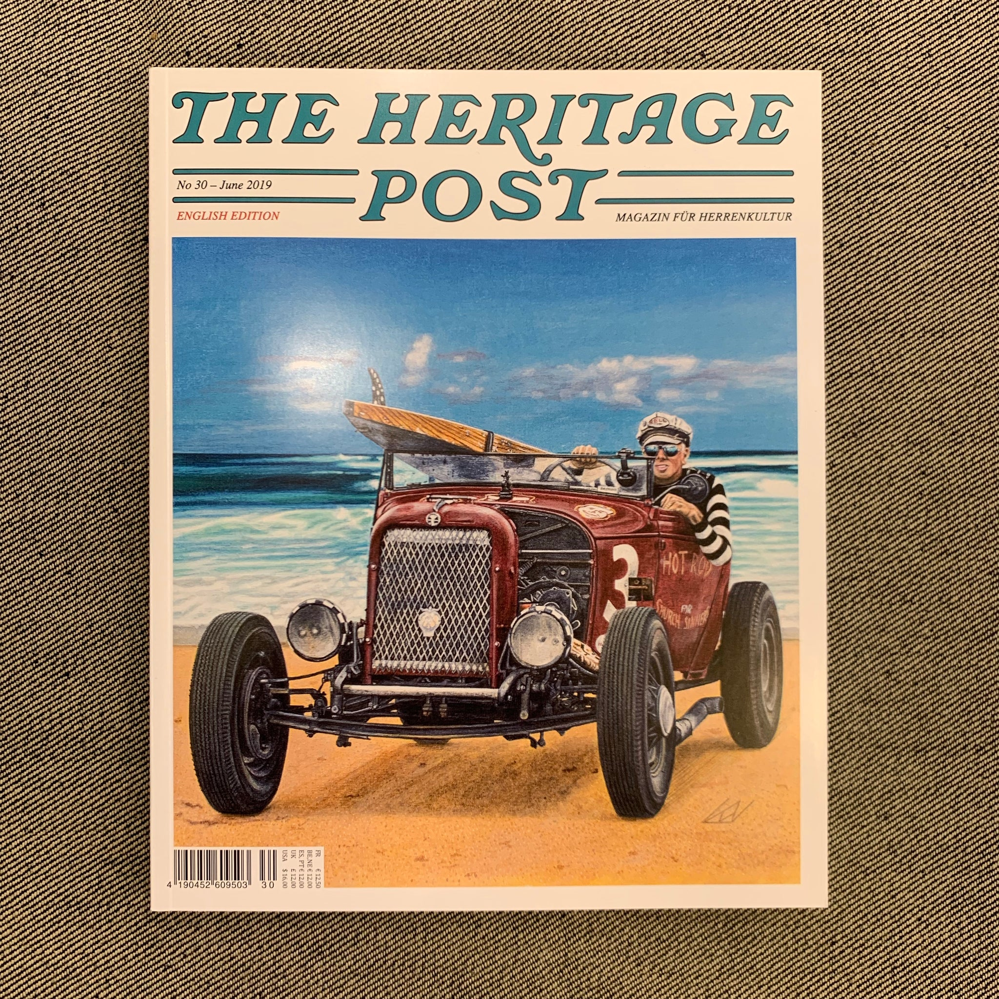 The Heritage Post - vol 30
