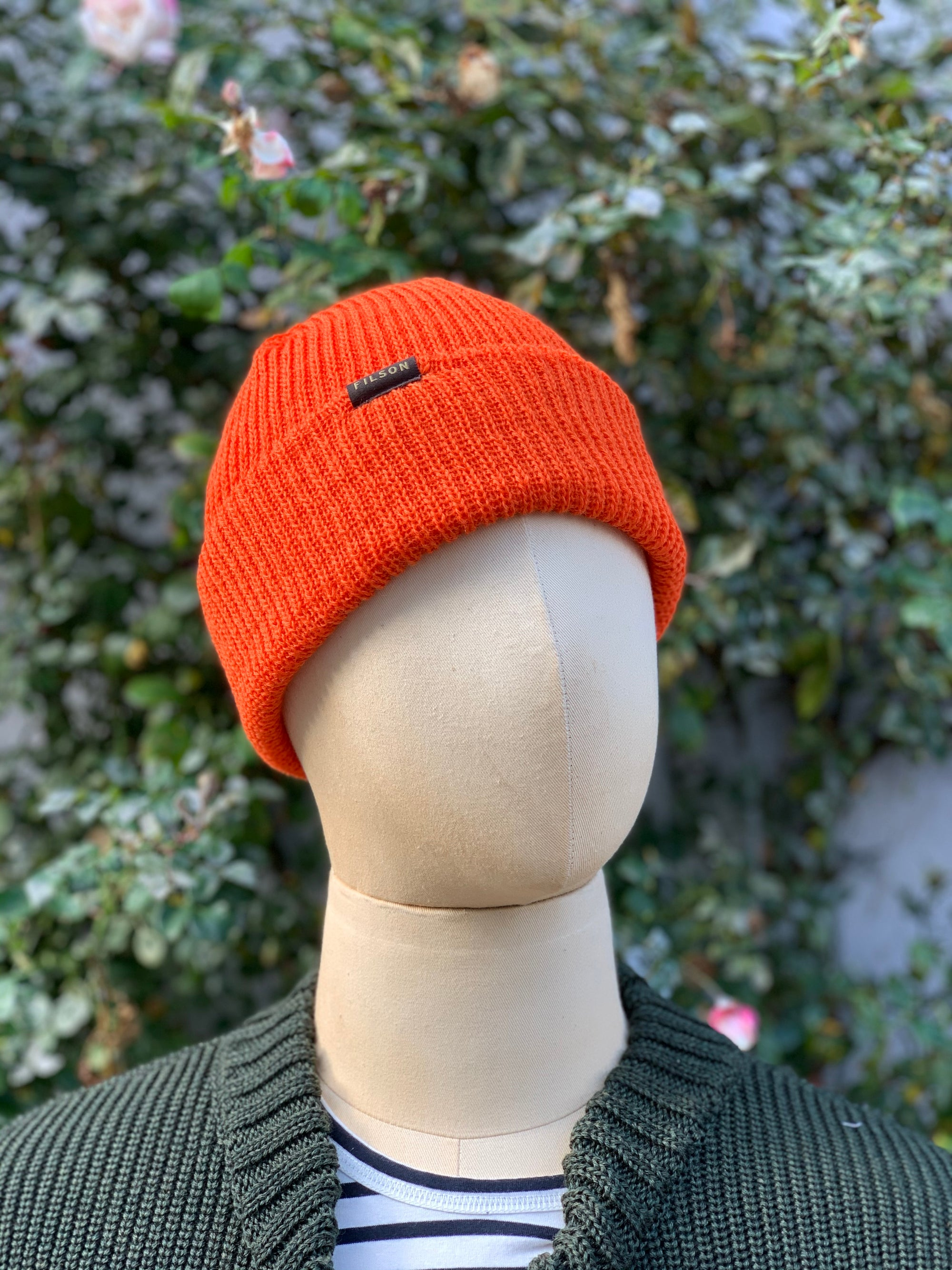 Filson - Watch Cap Orange